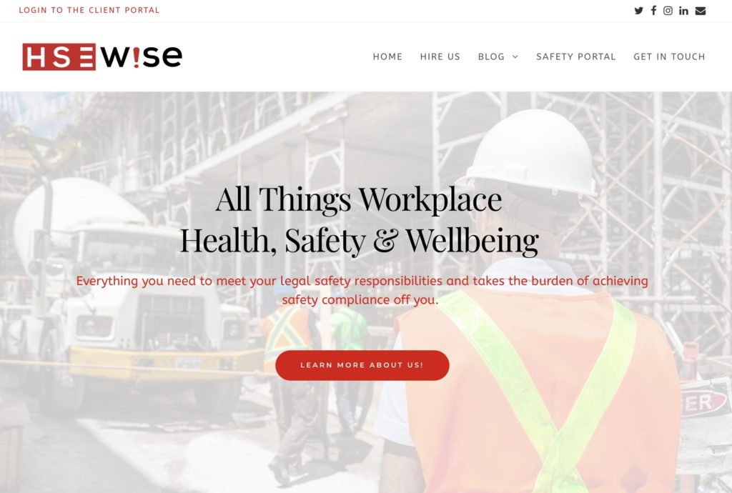 Safety blog hsewise